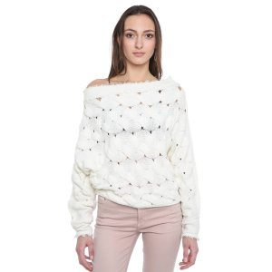 Free People Desert Sands Cable Knit Pullover Sweater   South Moon Under