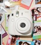 $44.99 Fujifilm Instax Mini 8 Instant Film Camera with Self-Shot Mirror