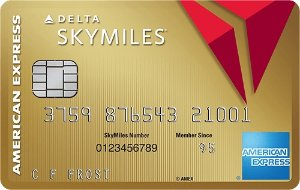 Earn 30,000 Bonus Miles, $50 Statement Credit after Required Spend Terms ApplyGold Delta SkyMiles® Credit Card from American Express