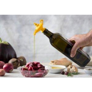 Oil Pourer & Stopper By Peleg Design