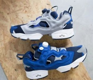 30% Off Instapump Fury Collection @ Reebok