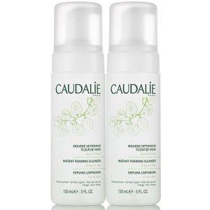Caudalie Instant Foaming Cleanser Exclusive Bundle (Worth $56.00) | Buy Online | SkinStore