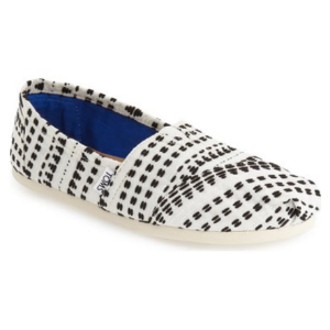 TOMS 'Classic' Stitched Slip-On (Women)   Nordstrom