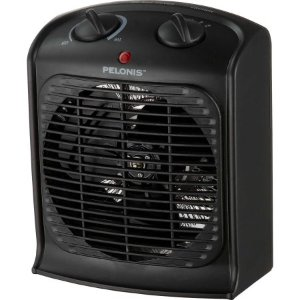 $7.88Pelonis 带恒温调节功能加热风扇