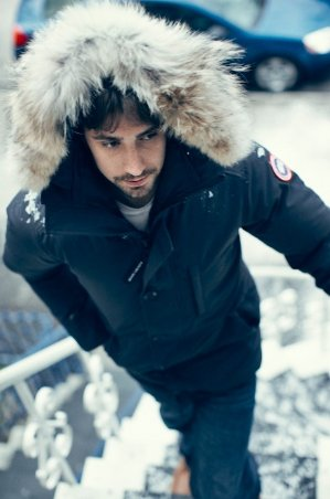 Get $25 Reward Card for Every $100 Spend with Canada Goose Men's Clothes Purchase @ Bloomingdales