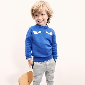 Extra 40% Off Last Day! Kid and Baby's Clothes @ Gap