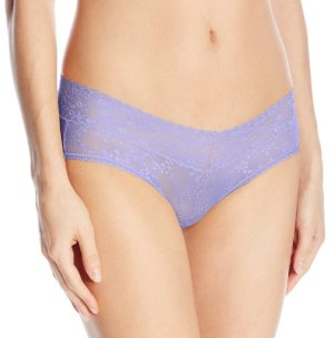 Calvin Klein Women's Bare Lace Hipster Panty