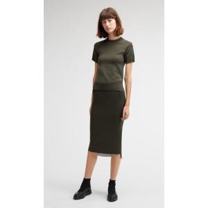 merino wool reversible pullover | DKNY.com