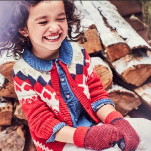 Today Only! Up to 60% off + Extra 25% off $50+ Kids Apparel Sale @ OshKosh BGosh
