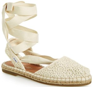 $47.96 TOMS 'Bella' Espadrille Sandal On Sale @ Nordstrom