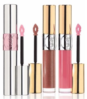 $64! Yves Saint Laurent Love Your Lips Set