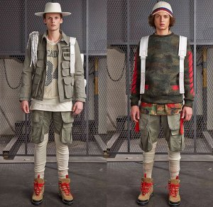22% Off Off-White Military Coats Sale @ Farfetch