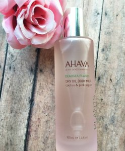 DRY OIL BODY MIST - CACTUS & PINK PEPPER Sale @ AHAVA