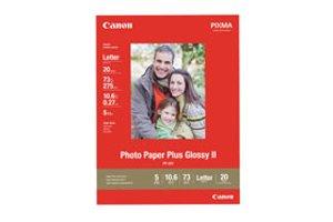 Buy 1 Get 9 FREE Select Genuine Canon Photo Paper