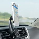 F-color Air Vent Magnetic Car Phone Holder Cradle for Smartphones