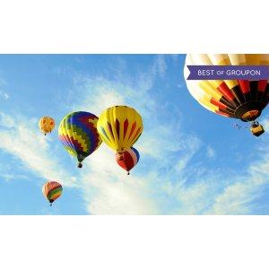 Hot Air Balloon Ride - Hudson Valley Enchanted Balloon Tours
