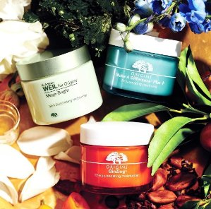 2 Free Deluxe Samples with Any Order over $40 @ Origins