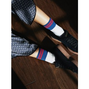 Hansel From Basel x Free People Perspective Crew Sock at Free People Clothing Boutique