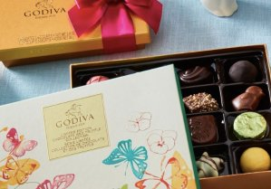 Dealmoon Exclusive! Free Gift (12pc. Truffles Egg)with Purchase with $40 Spend @ Godiva