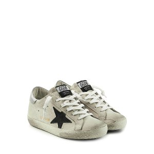 Super Star Suede Sneakers  from GOLDEN GOOSE | Luxury fashion online | STYLEBOP.com