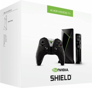 NVIDIA - SHIELD Android TV 16 GB Streaming Media Player