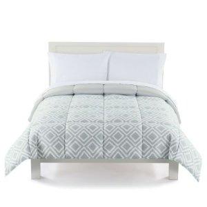 The Big One Down Alternative Reversible Comforter