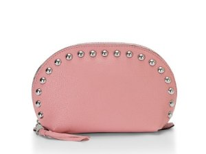 Dome Pouch With Studs