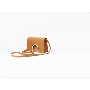 Crossbody Bag with Roung Ring