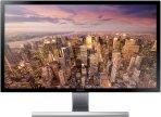 """$299.99 Samsung U24E590D 24"""" 4K UHD Monitor w/ AMD FreeSync"""
