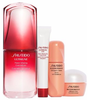 New Arrival! $67Shiseido Powered Infused Lift Set @ Saks Fifth Avenue