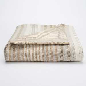 As Low As $12.59 Chaps Yarn-Dyed Blanket