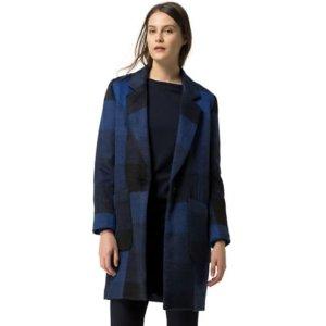 Buffalo Check Overcoat