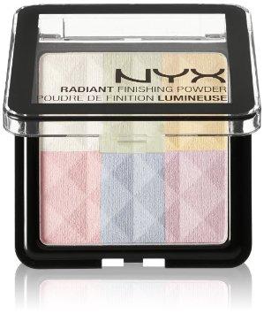 NYX Cosmetics Radiant Finishing Powder, Brighten, 0.43 Ounce