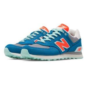 New Balance WL574-WH Women's Shoe
