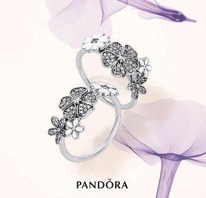 Buy 2 Get 1 FreeRings @ Pandora