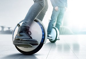 Segway One S1 | One Wheel Self Balancing Personal Transporter with Mobile App Control