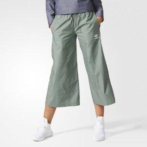 adidas Pastel Camo Wide Leg 7/8 Pants