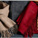 with Yves Saint Laurent Wool & Cashmere Scarf @ Saks Off 5th Dealmoon Exclusive