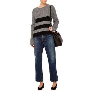 Carson Striped Sweater by Equipment | Moda Operandi