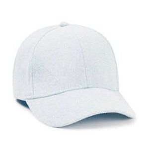 Premium Blue Curved Peak Cap