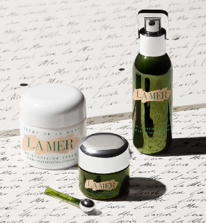 Free 2-Pc Deluxe Samples with Any La Mer Beauty Purchase @ Bloomingdales