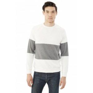 Light French Terry Crew Sweatshirt