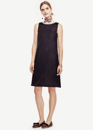 Extra 50% Off + Free Shipping Black Dresses @ Ann Taylor