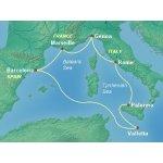 7 Days Mediterranean-West MSC Meraviglia