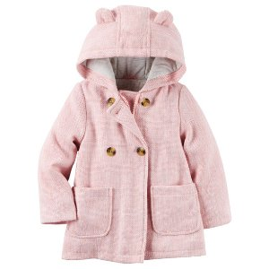 Baby Girl Peacoat   Carters.com