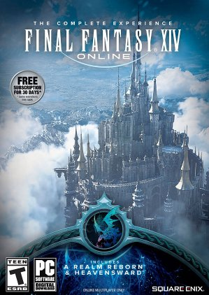 Final Fantasy XIV Online (PS4 or PC)
