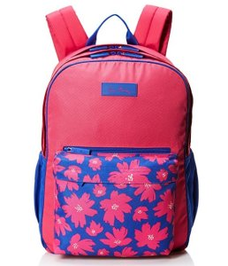 $20.4 Vera Bradley Large Colorblock Backpack