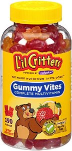 Extra $2 Off + Free Shipping L'il Critters Gummy Vitamins @ Amazon