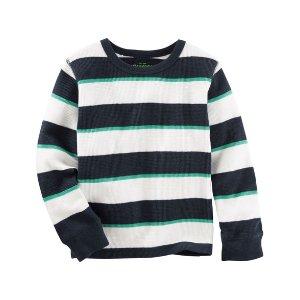 Kid Boy Striped Thermal | OshKosh.com