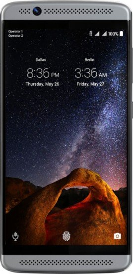 $199.99ZTE Axon 7 mini 4G LTE with 32GB Memory Cell Phone (Unlocked)